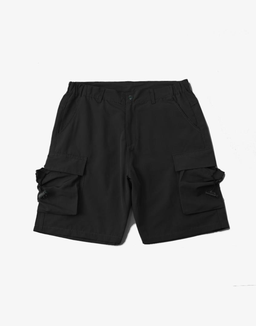 防潑水尼龍軍裝短褲