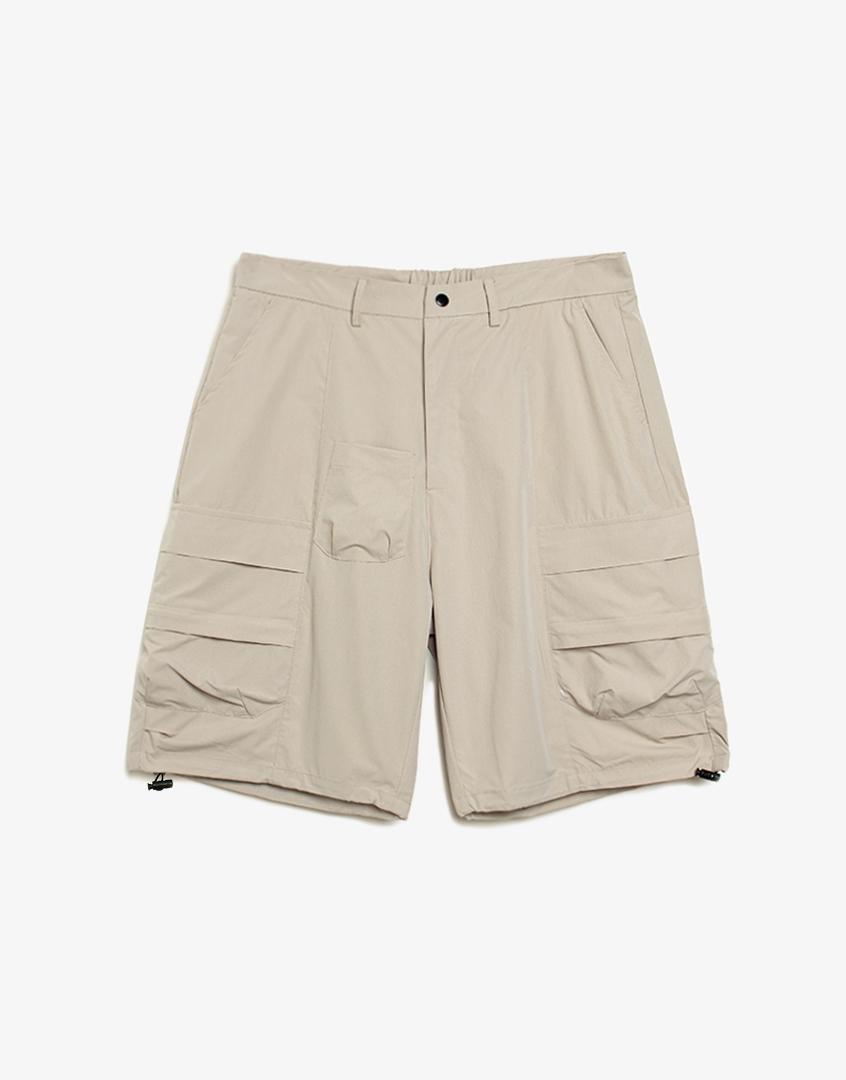 吸濕快乾機能釣魚短褲