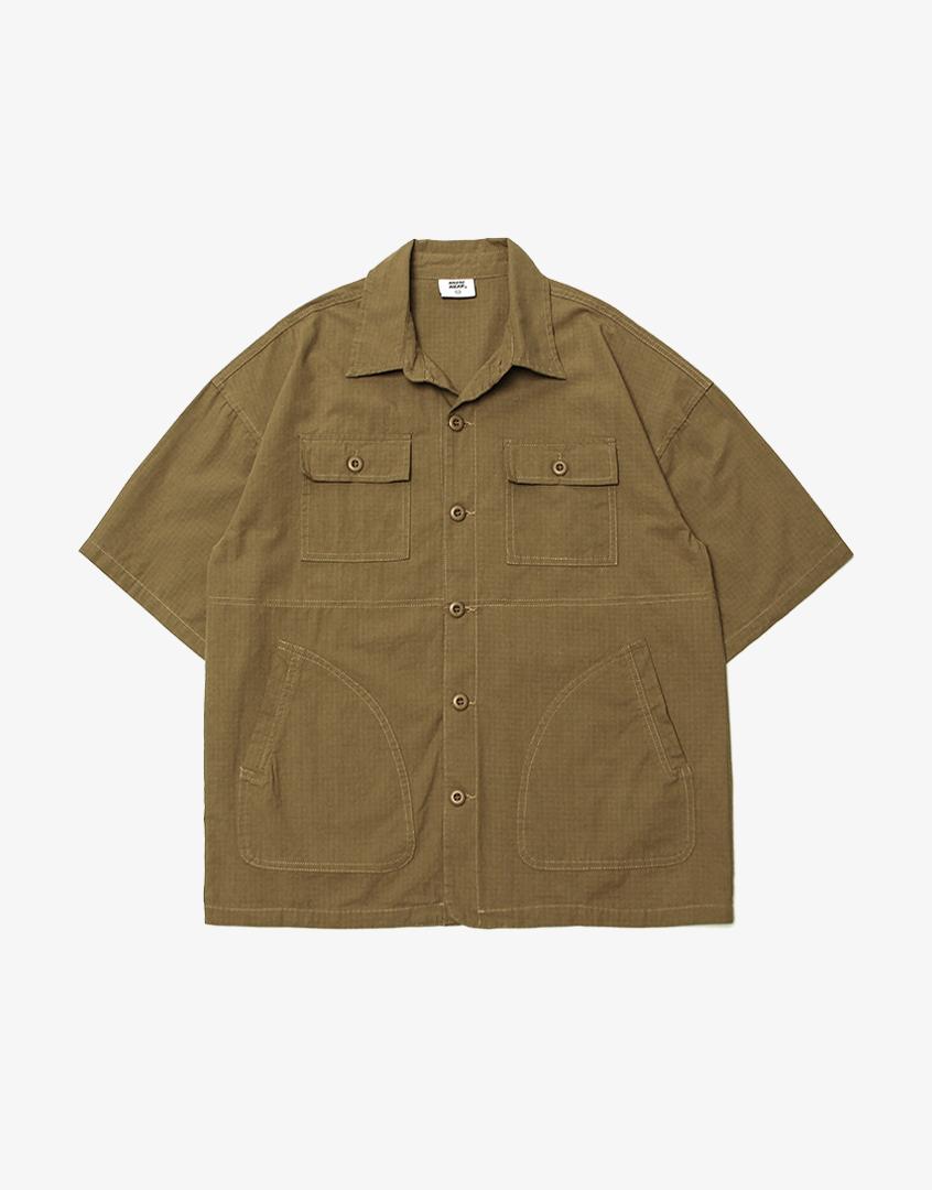 抗撕裂短袖襯衫
