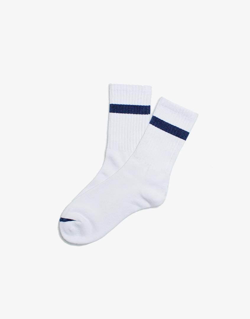 單線條長襪