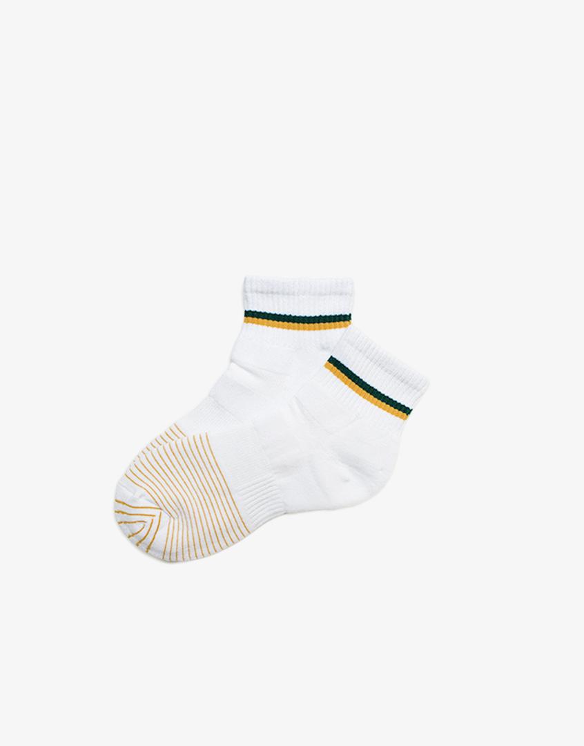 大理石中筒襪