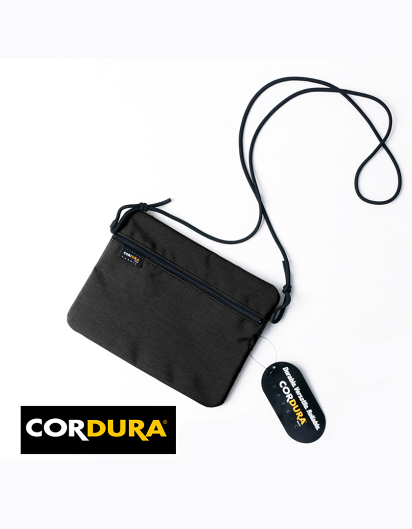 CORDURA防水機能斜肩包
