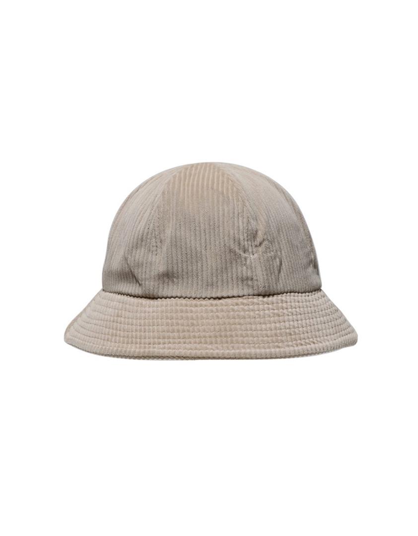 燈芯圓頂漁夫帽