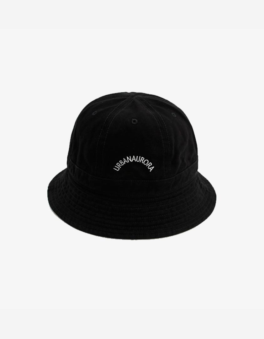 URBAN刺繡圓頂漁夫帽