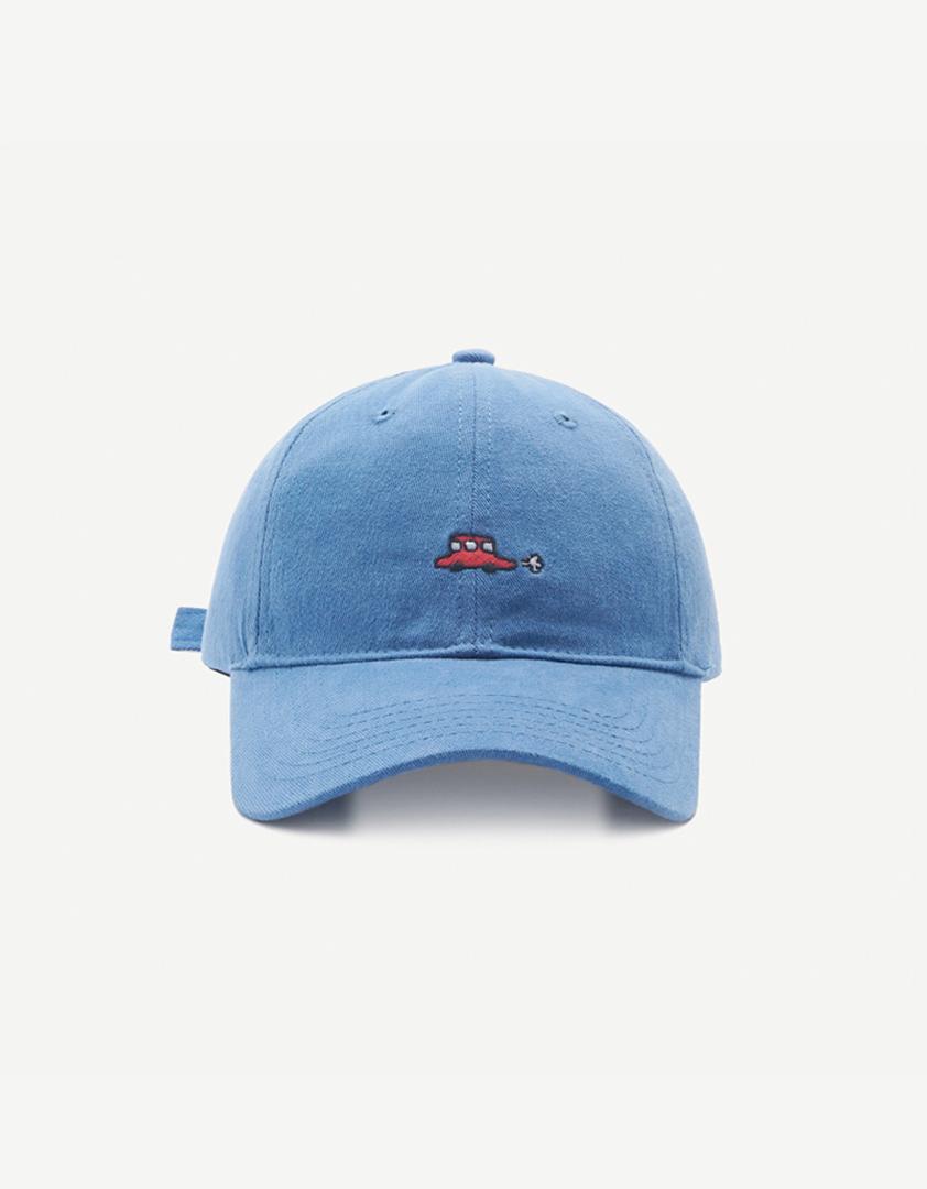 小車刺繡棒球帽
