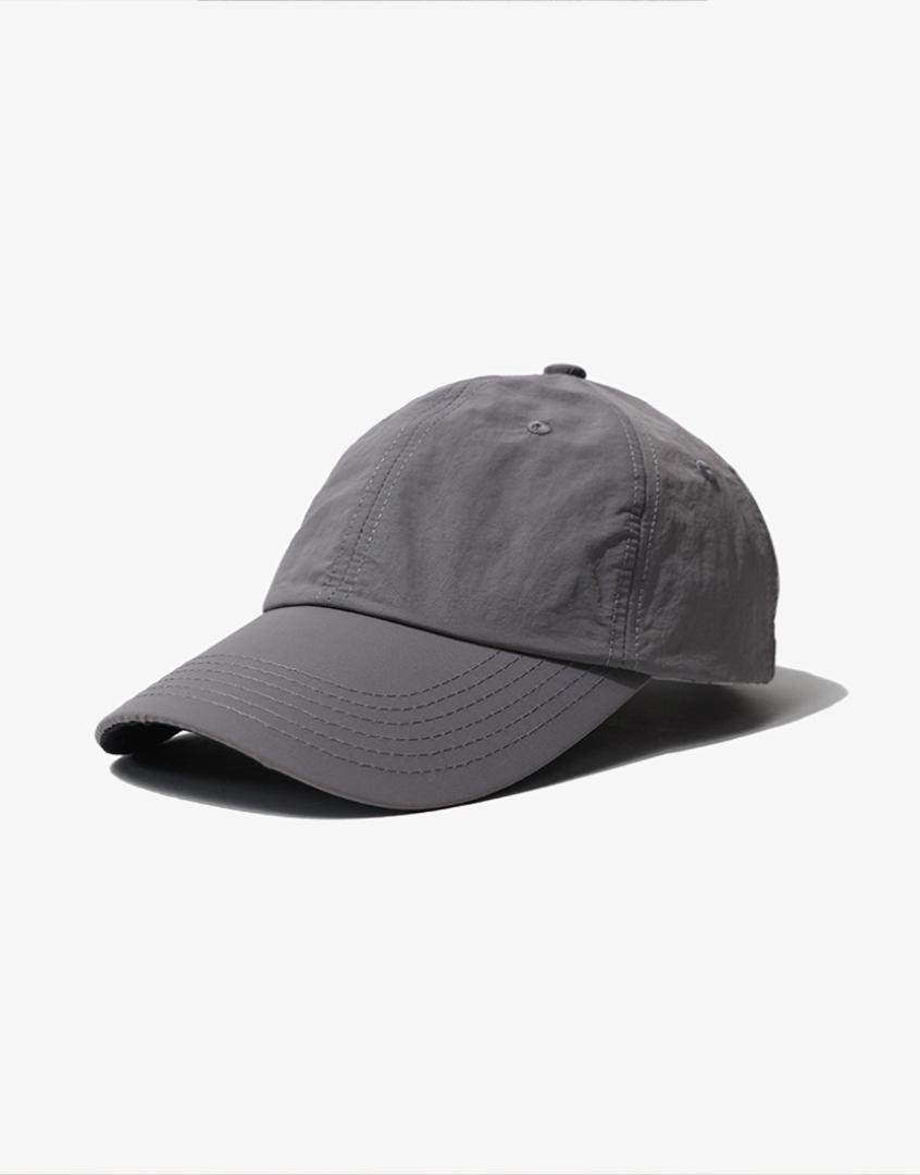 素色機能透氣棒球帽